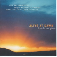 Diane Baxter | Alive at Dawn